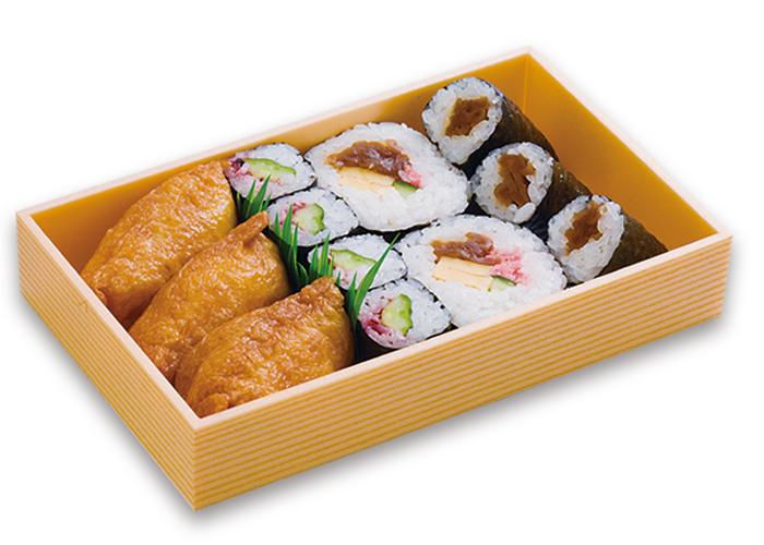 寿司盛合せ弁当「桜」