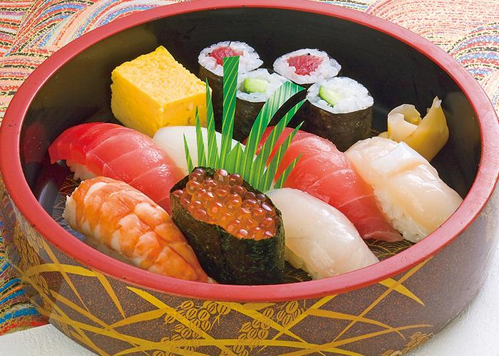 つくば寿司(1人前)