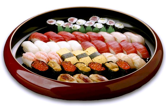 一ノ蔵店限定「お持ち帰り専用寿司」◆寿司盛り合せ・一ノ蔵(5人盛)6,600円